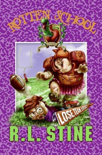 9780060788100: Rotten School #4: Lose, Team, Lose!