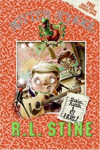 9780060788117: Shake, Rattle, and Hurl! (Rotten School, No. 5)