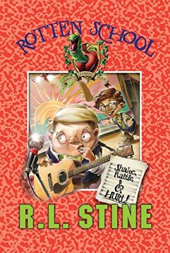 9780060788131: Rotten School #5: Shake, Rattle, and Hurl!