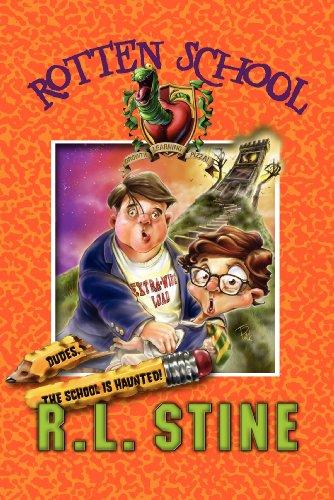 9780060788209: Rotten School #7: Dudes, the School Is Haunted!