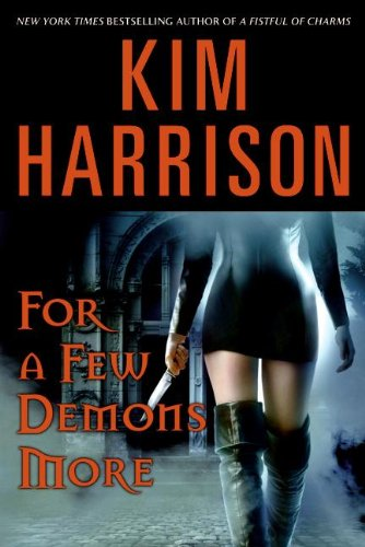9780060788384: For a Few Demons More (The Hollows, Book 5)