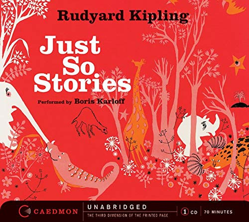 9780060788827: Just So Stories CD