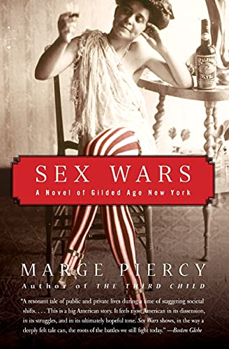 9780060789879: Sex Wars: A Novel of Gilded Age New York