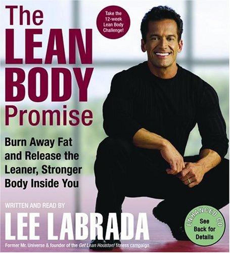 The Lean Body Promise CD: Burn Away: Labrada, Lee