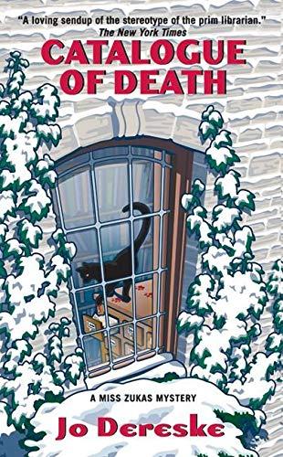 9780060790844: Catalogue of Death: A Miss Zukas Mystery