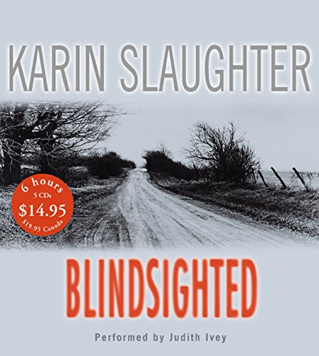 9780060791070: Blindsighted CD Low Price (Grant County (Audio))