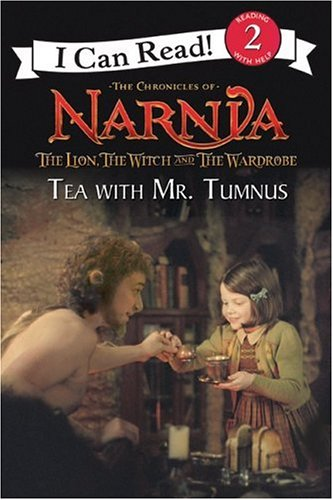 9780060791179: The Lion, the Witch and the Wardrobe: Tea with Mr. Tumnus (I Can Read Book 2)
