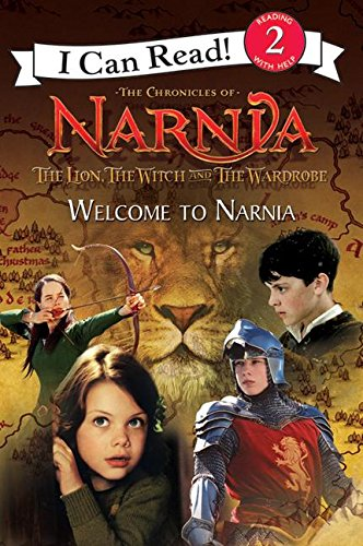 9780060791186: The Lion, the Witch and the Wardrobe: Welcome to Narnia (I Can Read Level 2)