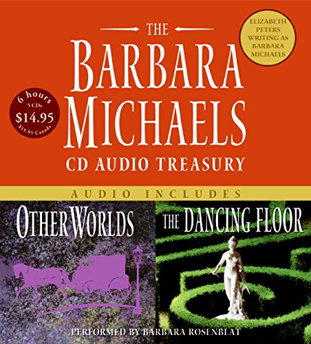 9780060791254: The Barbara Michaels CD Audio Treasury Low Price