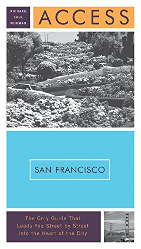 9780060791407: Access San Francisco 11e (Access Guides)