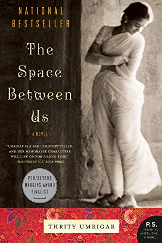 9780060791568: The Space Between Us