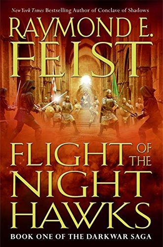 9780060792787: Flight of the Nighthawks (Darkwar Saga)