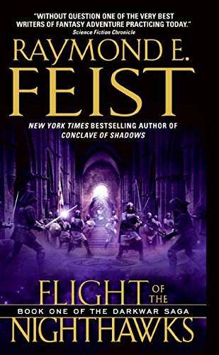 9780060792794: Flight of the Nighthawks (The Darkwar Saga, Book 1)