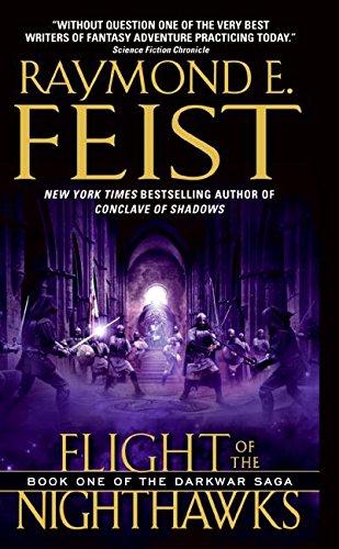 9780060792794: Flight of the Nighthawks (The Darkwar Saga, Book 1)