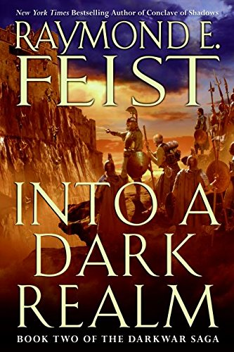 9780060792800: Into a Dark Realm (The Darkwar Saga, Book 2)