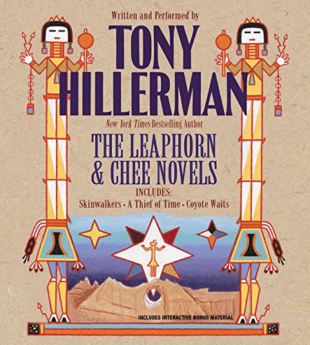 9780060792817: Tony Hillerman: The Leaphorn and Chee Audio Trilogy: Skinwalkers, a Thief of Time & Coyote Waits CD (Joe Leaphorn/Jim Chee Novels)