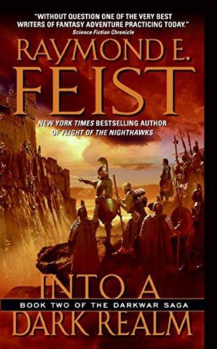 9780060792824: Into a Dark Realm (The Darkwar Saga, Book 2)