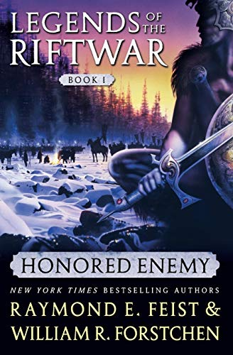 9780060792831: Honored Enemy: Legends of the Riftwar, Book 1