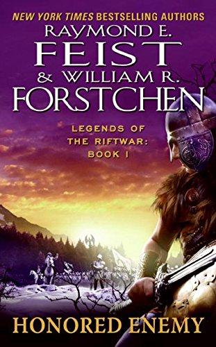 9780060792848: Honored Enemy: Legends of the Riftwar, Book 1
