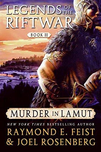 9780060792855: Murder in LaMut (Legends of the Riftwar, Book 2)