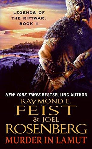 9780060792916: Murder in Lamut (Legends of the Riftwar)