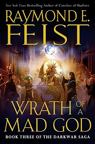 9780060792985: Wrath of a Mad God (The Darkwar Saga, Book 3)