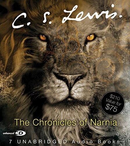 The Complete Chronicles of Narnia CD Box Set: C. S. Lewis