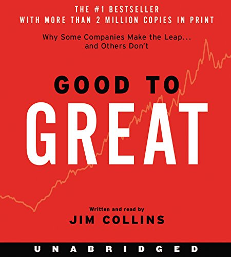9780060794415: Good to Great CD: Why Some Companies Make the Leap...And Others Don't