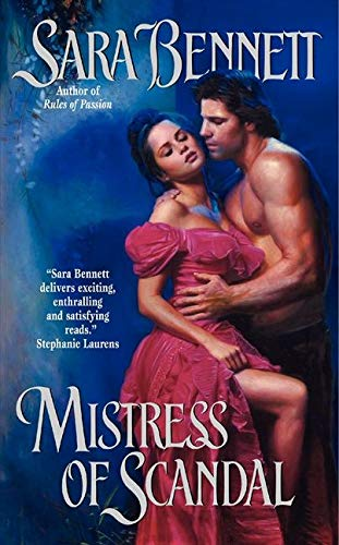 9780060796495: Mistress of Scandal (Greentree Sisters)