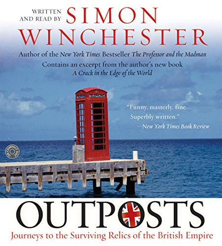 9780060797188: Outposts CD: Journeys to the Surviving Relics of the British Empire