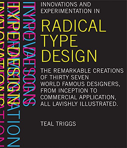 9780060797270: Radical Type Design