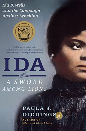 9780060797362: Ida: A Sword Among Lions: Ida B. Wells and the Campaign Against Lynching