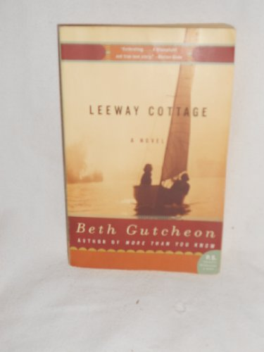 9780060797645: Leeway Cottage: A Novel