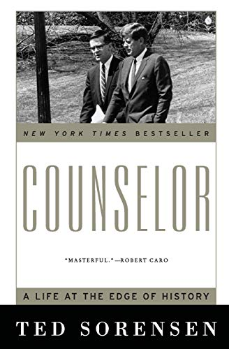 9780060798727: Counselor: A Life at the Edge of History