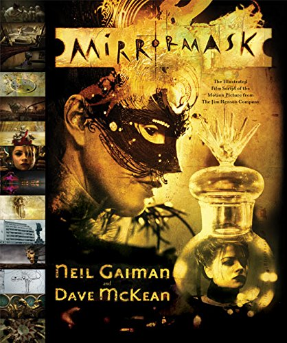 9780060798758: MirrorMask: The Illustrated Film Script of the Motion Picture from The Jim Henson Company