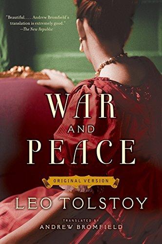 9780060798888: War and Peace: Original Version