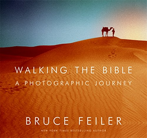 9780060799045: Walking the Bible: A Photographic Journey