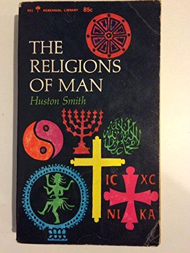9780060800215: Religions of Man