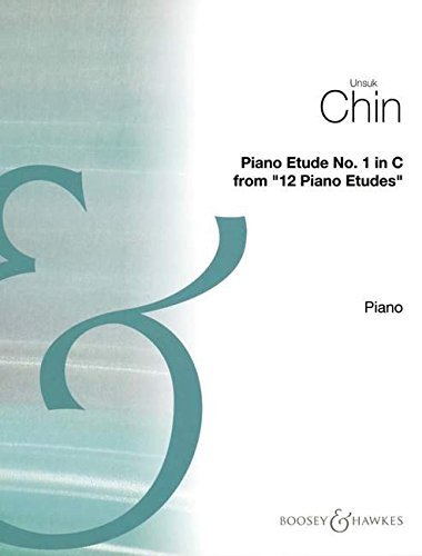 9780060802080: 12 Piano Etudes (No. 1 in C)