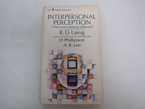 9780060802356: Interpersonal Perception