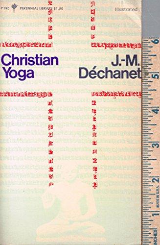9780060802455: Christian Yoga