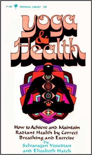 9780060802493: Yoga and Health
