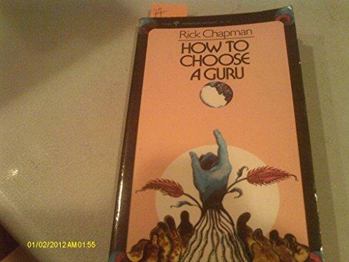 9780060802851: How to choose a guru (Perennial library, P 285)