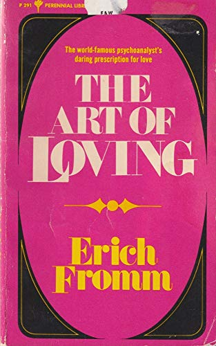 9780060802912: The Art of Loving