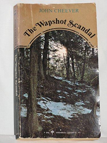 9780060802967: The Wapshot Scandal