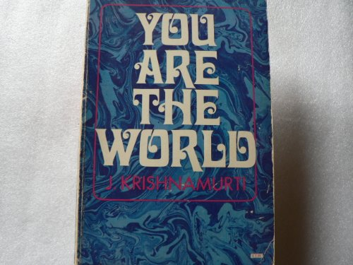 9780060803032: You are the World