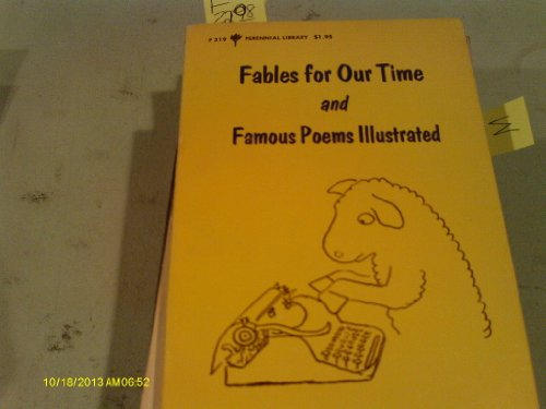9780060803193: Fables for Our Time and Famous Poems Illustrated