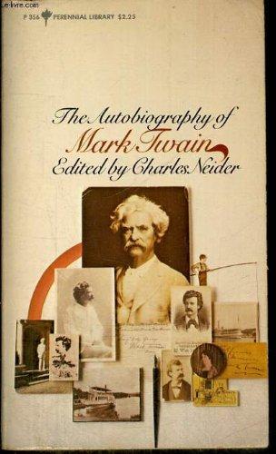 9780060803568: Autobiography of Mark Twain