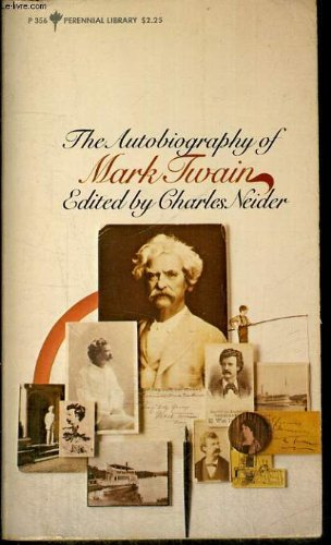 9780060803568: Autobiography of Mark Twain