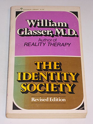 9780060803599: Identity Society
